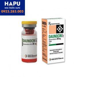 Thuốc Daunocin giá bao nhiêu