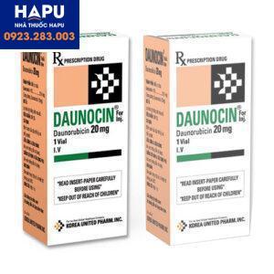 Thuốc Daunocin mua ở đâu uy tín