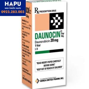Thuốc Daunocin thông tin thuốc