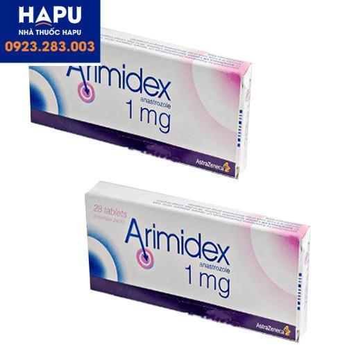 Thuốc Arimidex điều trị ung thư vú