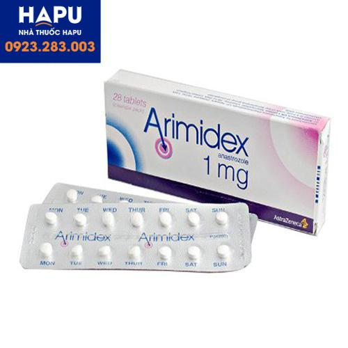 Thuốc Arimidex mua ở đâu uy tín