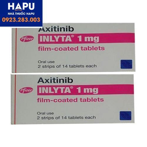 Thuốc Inlyta công dụng giá bán cách dùng