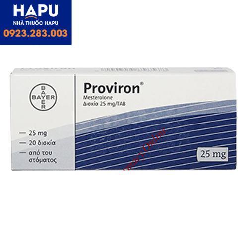 Thuốc Proviron giá bao nhiêu