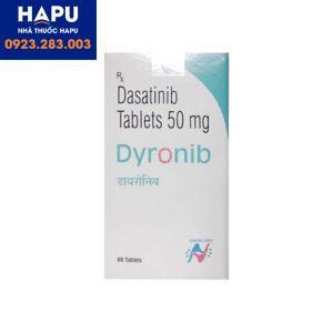 Thuốc Dyronib điều trị ung thư bạch cầu