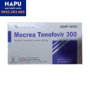 Thuốc Mocrea Tenofovir 300mg
