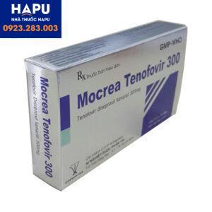 Giá thuốc Mocrea Tenofovir 300mg