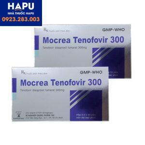Thuốc Mocrea Tenofovir 300mg giá tốt mua ở đâu hà nội tphcm