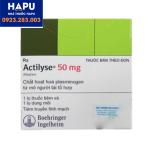 Thuốc Actilyse có tác dụng phụ gì