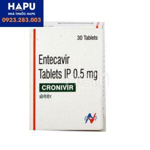Mua thuốc Cronivir 0.5mg ở đâu uy tín Hà Nội, HCM