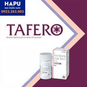 Thuốc Tafero 25mg chính hãng giá tốt mua ở đâu tại Hà Nội, tp.HCM 2021