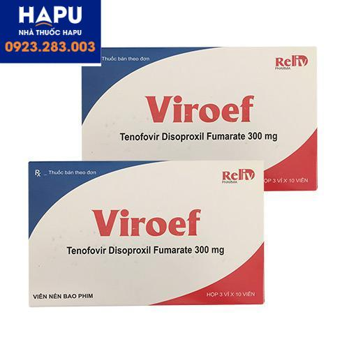 Thuốc Viroef 300mg chính hãng giá tốt mua ở đâu hà nội, hcm 2021