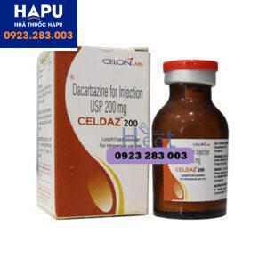 Thuốc Celdaz 200 giá bao nhiêu