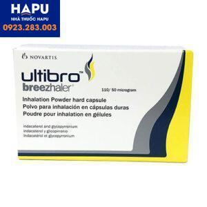 Thuốc Ultibro mua ở đâu uy tín