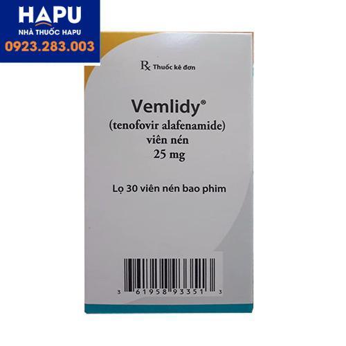 Thuốc Vemlidy mua ở đâu uy tín