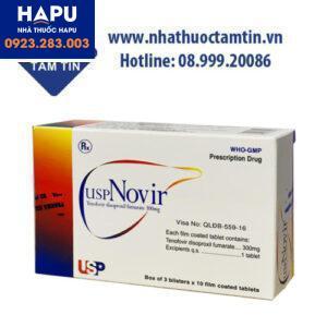 Giá thuốc USP Novir