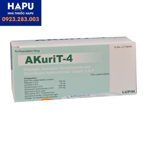 Thuốc Akurit 4 mua ở đâu uy tín