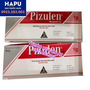 Thuốc Pizulen mua ở đâu uy tín