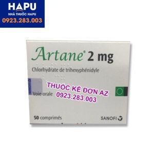 Thuốc Artane 2mg mua ở đâu uy tín
