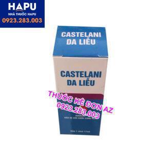 Thuốc Castelani mua ở đâu uy tín