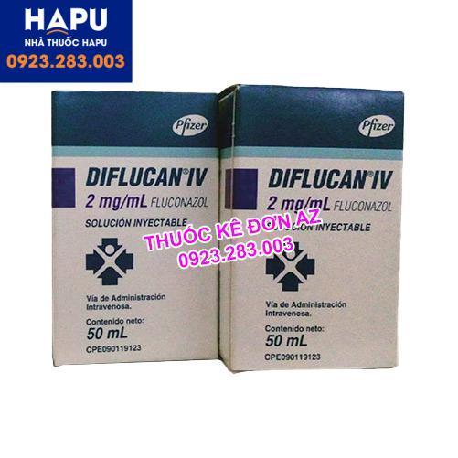Thuốc Diflucan giá bao nhiêu