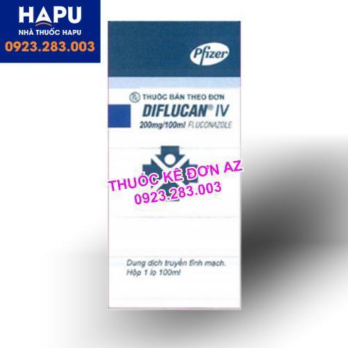 Thuốc Diflucan mua ở đâu uy tín