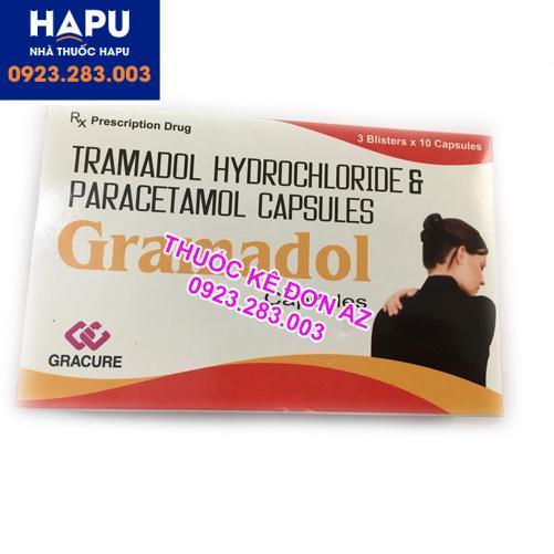 Thuốc Gramadol mua ở đâu uy tín