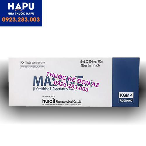 Thuốc Maslive công dụng cách dùng chỉ định