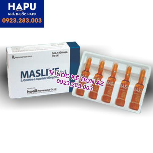 Thuốc Maslive mua ở đâu uy tín