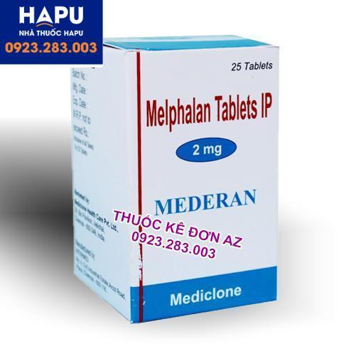 Thuốc Melphalan giá bao nhiêu