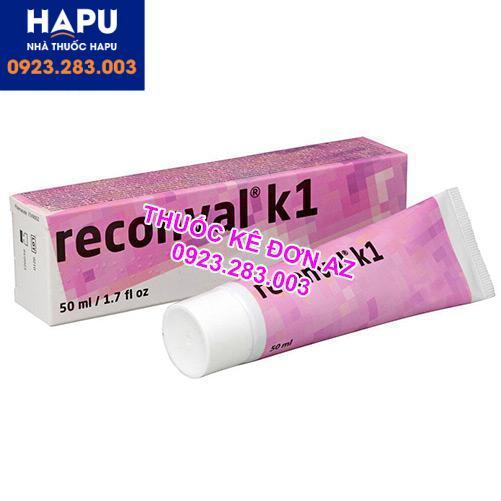 Thuốc Reconval k1 công dụng liều dùng