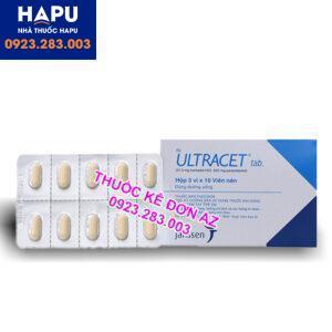 Thuốc Ultracet công dụng cách dùng
