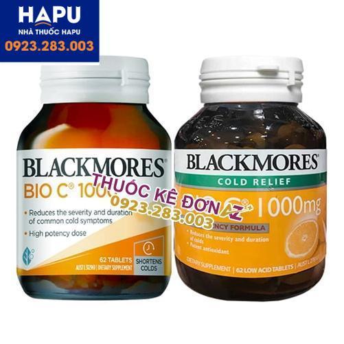 Bio C Blackmore công dụng cách dùng