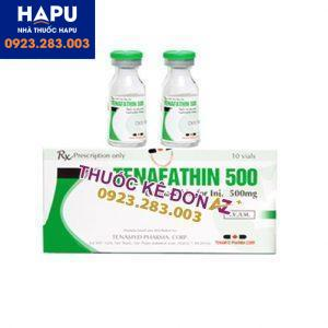 Thuốc Tenafathin 500 giá bao nhiêu