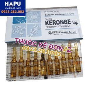 Thuốc Keronbe mua ở đâu uy tín