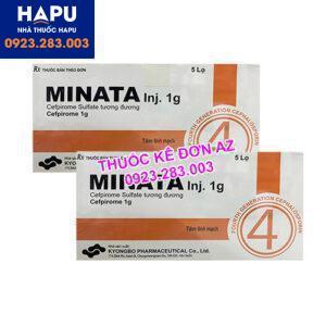 Thuốc Minata 1g mua ở đâu uy tín