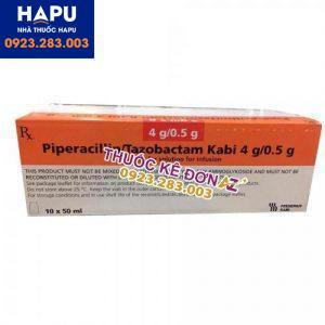Thuốc Piperacilin/Thuốc Tazobactam Kabi 4g/0.5g mua ở đâu uy tín