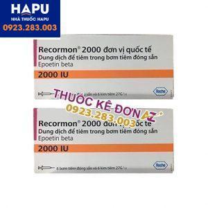 Thuốc Recormon 2000IU mua ở đâu uy tín