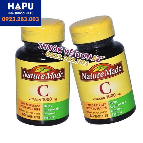 Vitamin C Nature Made mua ở đâu