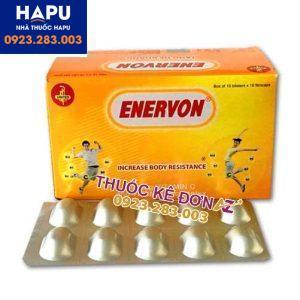enervon C 500mg công dụng cách dùng