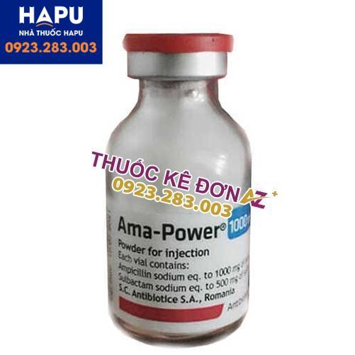 Thuốc Ama power mua ở đâu uy tín