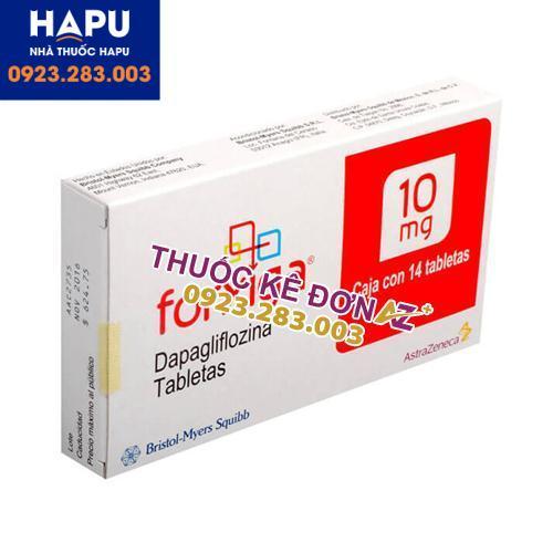 Thuốc Forxiga 10mg công dụng cách dùng