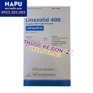 Thuốc Linezolid 400 mua ở đâu uy tín