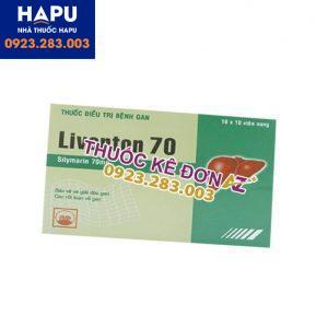 Thuốc Liverton 70 mua ở đâu uy tín