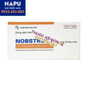Thuốc Nobstruct mua ở đâu uy tín