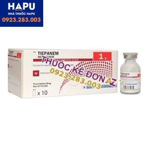 Thuốc Pipanem 1g công dụng cách dùng