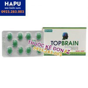 Thuốc Topbrain công dụng cách dùng