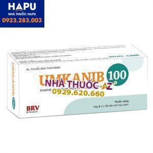 Thuốc Umkanib 100 mua ở đâu uy tín