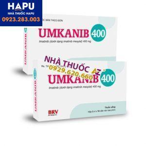 Thuốc Umkanib 400 giá bao nhiêu