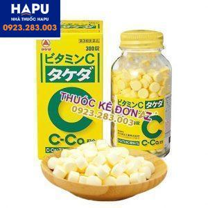 Thuốc Vitamin C Orihiro 1000mg mua ở đâu uy tín