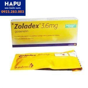 Thuốc Zoladex 3,6mg giá bao nhiêu